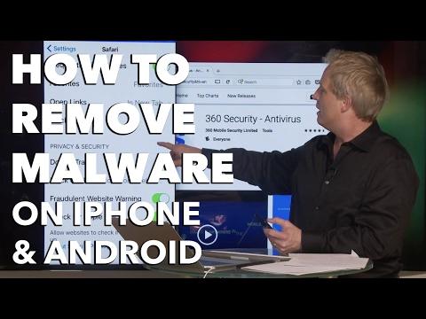 How to Remove Malware on iPhone and Android