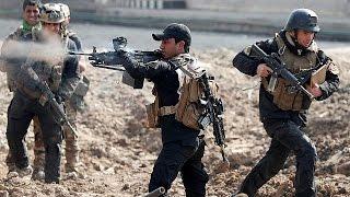 Irak: Regierungstruppen kesseln IS in Mossul ein