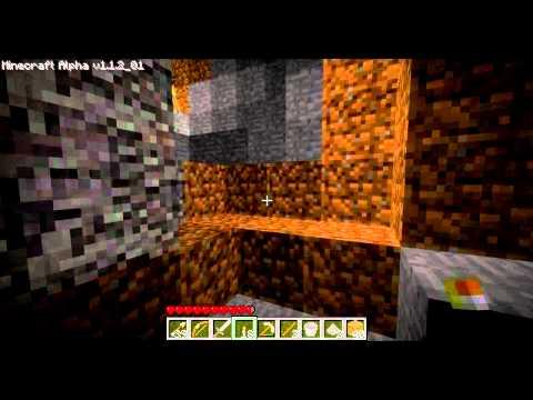 Minecraft - Toolbar