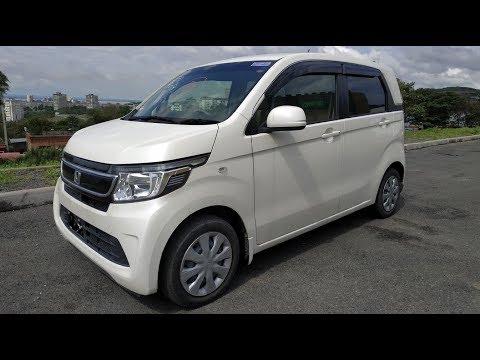HONDA N-WGN  2015г., 660c.c. Бюджетный авто с аукциона Японии