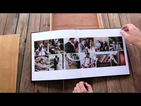 Vision Art Photobook - Destination Wedding Photographer Van Middleton