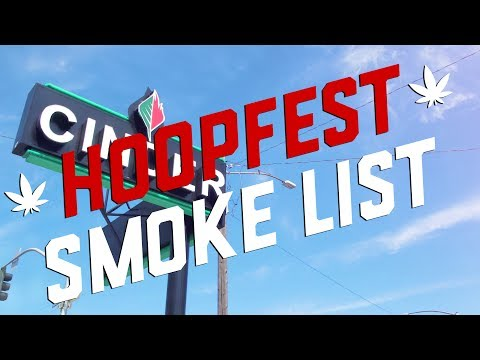 Hoopfest Smokelist