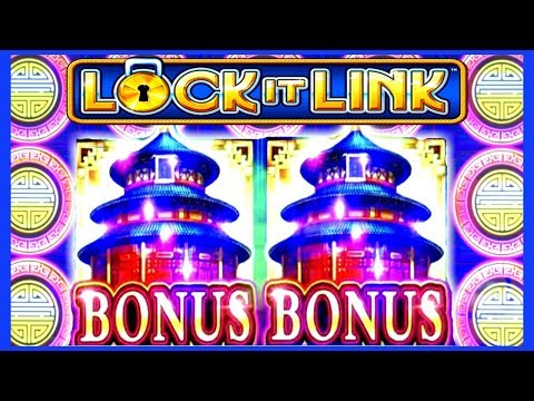NEVER BEFORE SEEN! LOCK IT LINK ANTICIPATION WIN SPIN! | Slot Traveler