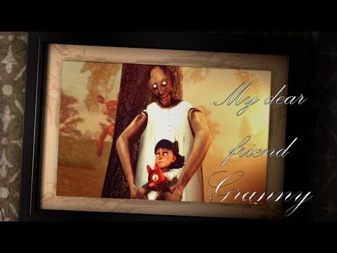 [FNAF/SFM] My Dear Friend Slendrina Granny & Olivia (FNAF 6 /FNAF Sister Location animation)