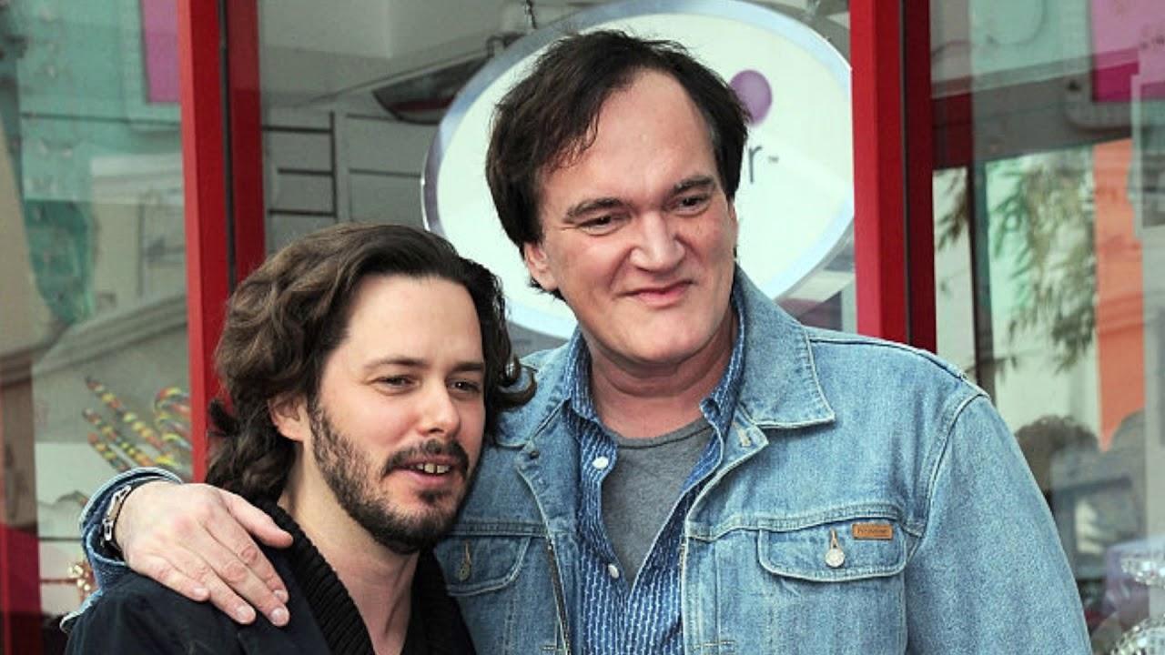 Edgar Wright y Quentin Tarantino