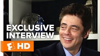 Sicario Interview - TIFF (2015) HD