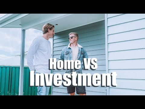 Buying Your Own Home VS Buying An Investment Property