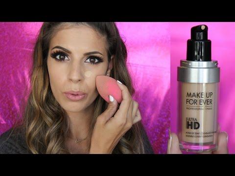 Пудра рассыпчатая Make up for ever HD Microfinish Powder