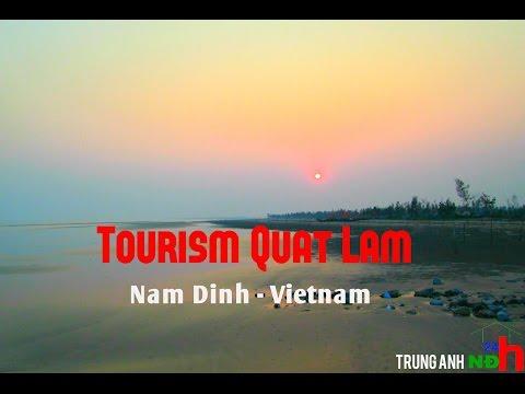 Du Lịch Biển Quất Lâm - Nam Định 2015