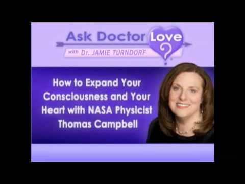 How to Expand Your Consciousness and Your Heart with NASA