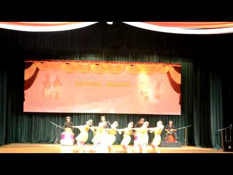 Ayodya Pala Tari Dol bengkulu   Joint Culture Indonesia Myanmar 2012