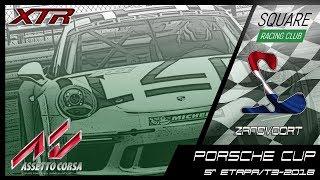Square Racing Club Porsche Cup @ Zandvoort - 5ª Etapa T3/2018
