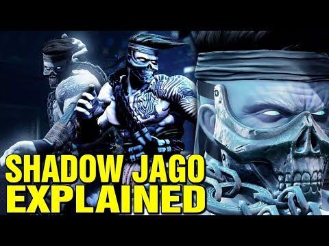 KILLER INSTINCT LORE - ORIGINS HISTORY OF SHADOW JAGO EXPLORED - WHO IS SHADOW JAGO EXPLAINED