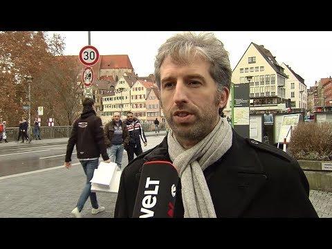 KAFFEEBECHER-STEUER: Boris Palmer plant in Tübingen die Öko-Revolution