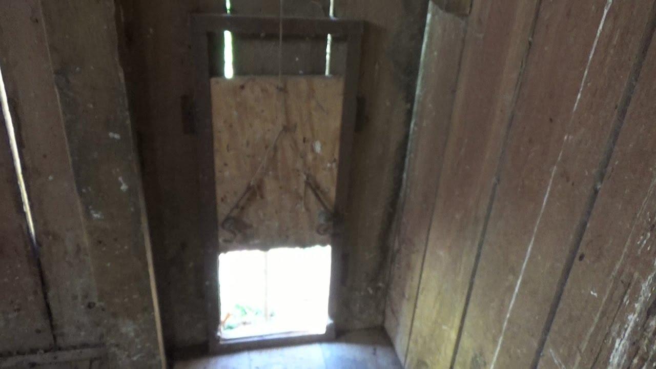 Chicken Coop Door Amp Lock Youtube