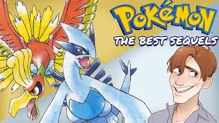 Pokémon Gold and Silver: The Best Sequels (3DS) | Billiam
