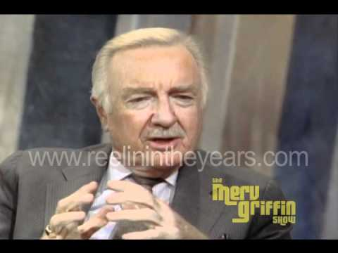 Walter Cronkite Interview (Merv Griffin Show 1983)