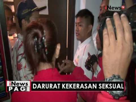 Download Gadis 19 Th Yang Di Perkosa Oleh 15 Orang Pria Mendatangi Mapolda Sulawesi Utara - iNews Pagi 10/05