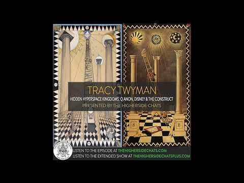Tracy Twyman | Hidden Hyperspace Kingdoms, Q Anon, Disney, & The Construct