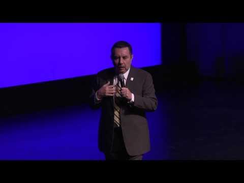 C4CAS / STEAM - Antonio Flores, Director of HACU