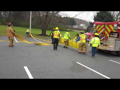Part 1- Rural Water Supply Drill - Oconee County, South Carolina - March 2018