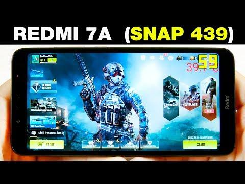 REDMI 7A - В ИГРАХ 2019 ГОДА! БОЛЬШОЙ ТЕСТ ИГР С FPS! + НАГРЕВ   28 ИГР! GAMING TEST