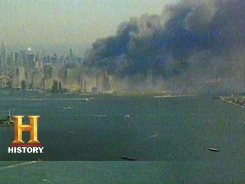 911 Timeline: The Attacks on the World Trade Center in New York City  History