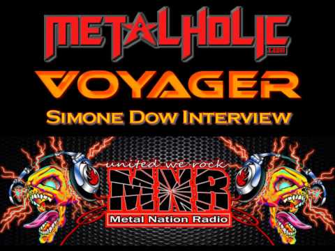 Interview with Simone Dow of Voyager, May 27, 2014