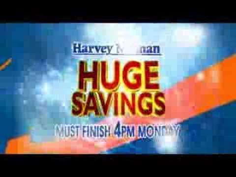 Harvey Norman Retail Example