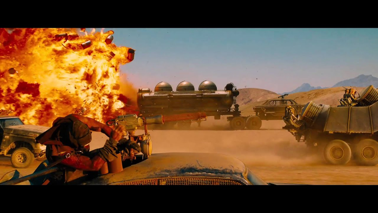 Mad Max Fury Road 2015 Official Trailer Hd Youtube