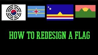 How to Redesign A Flag