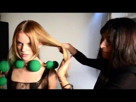 Backstage Photo Shoot | The Final Outfits | DoitEco Fashion Project
