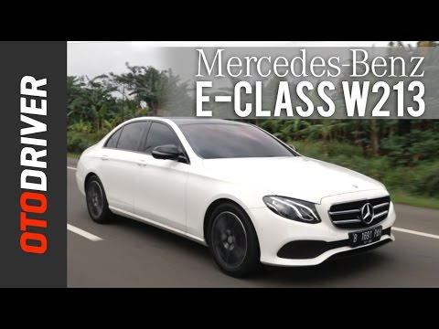 Mercedes-Benz E-Class 2017 Review Indonesia | OtoDriver