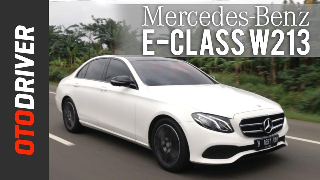 Mercedes benz e class 2017 review indonesia otodriver for Mercedes benz e class 2017 review