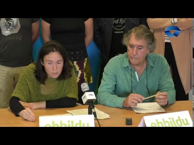 Busturialdeko Ur Partzuergoaren kudeaketa defenditu du EH Bilduk