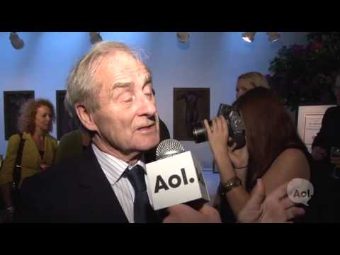 Sir Harold Evans Interview