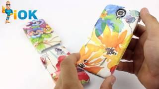 Чехлы ручной работы для iPhone, iPad, Samsung Galaxy со своим дизайном(Компания iOK не только наносит печать на чехлы, но и делает аксессуары ручной работы. Вот такие замечательные..., 2014-05-26T14:21:02.000Z)