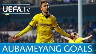 Pierre-Emerick Aubameyang - Five great goals