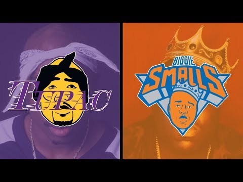 All 30 NBA Logos Rebranded as Rappers and Hip Hop Artists