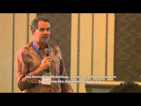 John Rook on Social Assistance as an Economic Investment for Indonesia