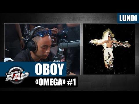 Planète Rap - Oboy 'Omega' #Lundi