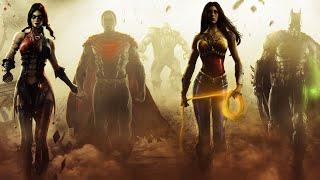 Injustice: Gods Among Us The Movie