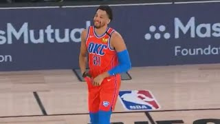 Andre Roberson Returns Out Since 2018! NBA 2020 Orlando Bubble