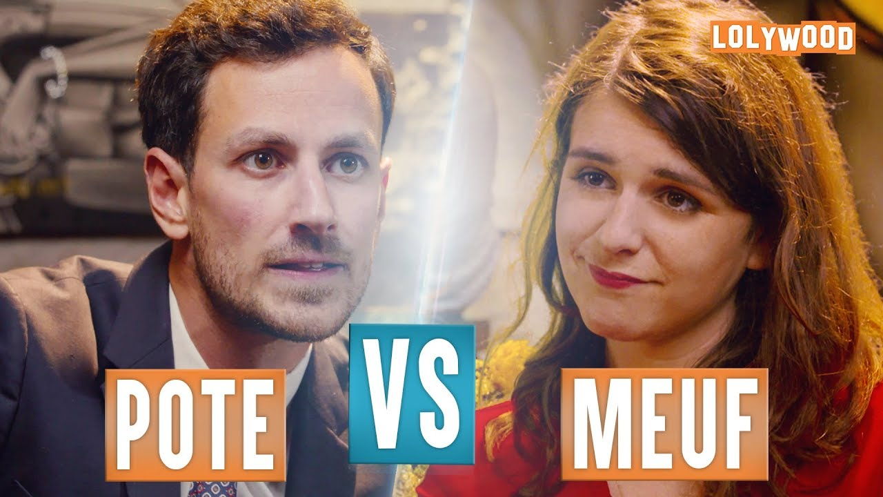 Pote VS Meuf