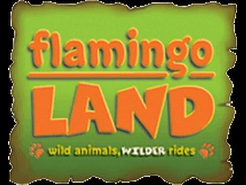 Flamingo Land - Aerial Tour