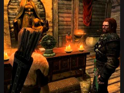 Skyrim - Marrying Brynjolf