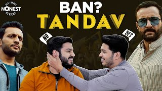 Honest Review - Tandav | Should Tandav Be Banned? | Zain Anwar, Shubham Gaur | MensXP