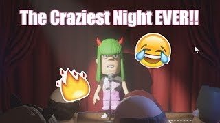 The Craziest Night EVER! - Funny, Talented, Prank Calls & More! - (Comedy Night)