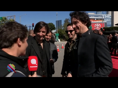 GOJIRA - Grammy Awards 2017 - A day with Gojira