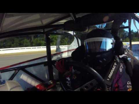 Bubba Raceway Park. in car modlite